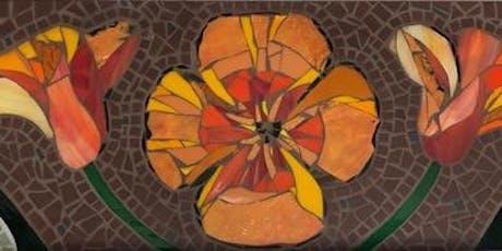 Art Nouveau Mosaic Workshop tickets