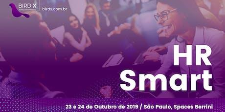 HR Smart   23 e 24 de Outubro de 2019   São Paulo - Berrini ingressos
