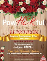 Jabberwock Scholarship PowHERful Luncheon