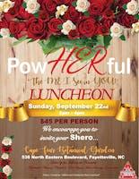 Jabberwock Scholarship PowHERful Luncheon
