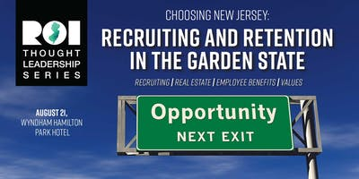 Choosing New Jersey: Recruiting and Retention in the Garden State