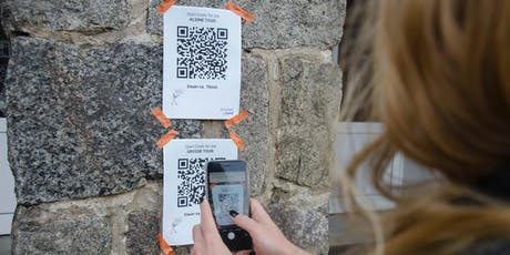 (Mo-Fr) Audio-Guide: Produktion eines Audio-Guides mit QR-Code Abruf Tickets