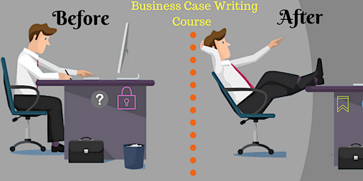 Business Case Writing Classroom Training in Medford,OR