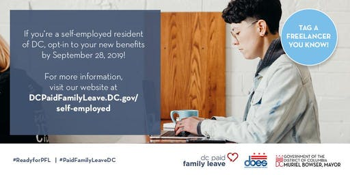 DC Department of Employment Services Paid Family Leave Act Info Session