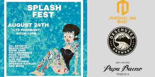 Summer Splash Fest