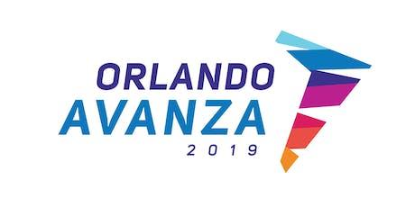 Orlando Avanza tickets