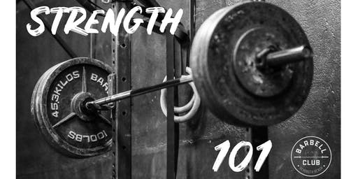 Strength 101 Seminar