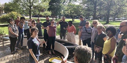 Back to School Garden Party - Workshop at Horace Mann School