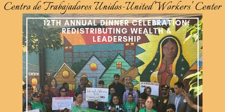 CTU's 12th Annual Dinner Celebration: Redistributing Wealth & Leadership tickets