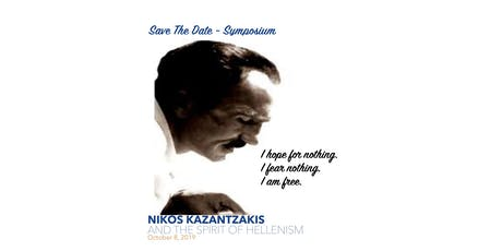 Kazantzakis Literary Symposium tickets