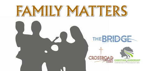 Counselor's and Pastor's Ministry Conference (Family Matters) tickets