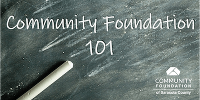 Community Foundation 101