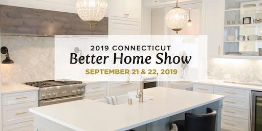 2019 Fall Connecticut Better Home Show
