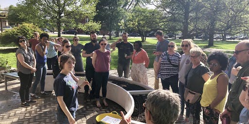 Back to School Garden Party - Workshop at Gunsaulus Scholastic Academy