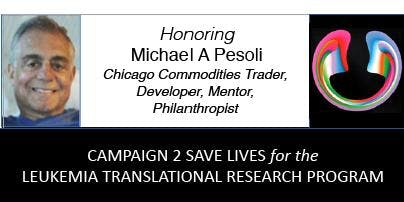 Campaign 2 Save Lives- Icon of Chicago Award Dinner