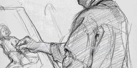Live Figure Drawing tickets