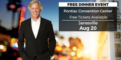 ( Free) Secrets of a Real Estate Millionaire in Janesville by Scott Yancey tickets
