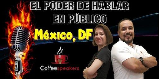 """El poder de hablar en público """"México DF"""" 28 de septiembre del 2019"""