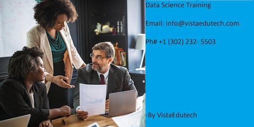 Data Science Classroom  Training in Charlottesville, VA