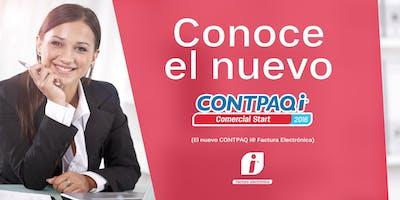 Curso Presencial de CONTPAQ i® Comercial Start / Pro