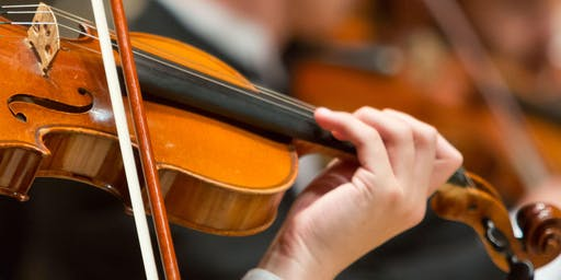 PLU Regency Series: Regency String Trio