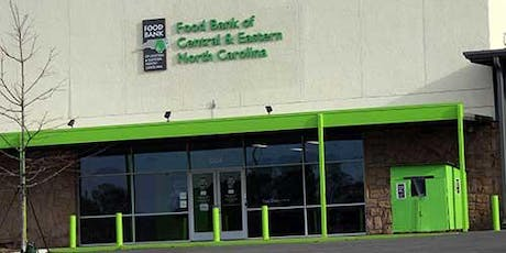 ASQ Volunteer Opportunity - Food Bank of CENC, Date 9/28/2019 tickets