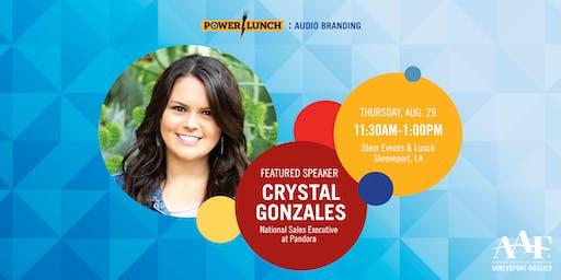 AAFSB Power Lunch: Audio Branding & Strategy
