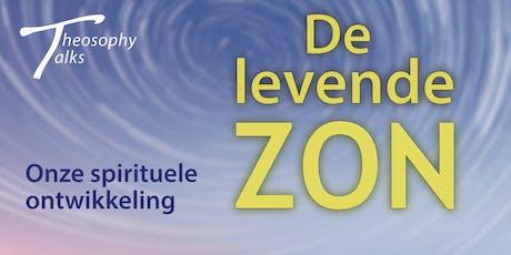 Onze spirituele ontwikkeling - Theosophy Talks tickets