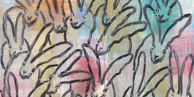"Opening Reception & Artist Talk for Hunt Slonem's Dallas Exhibition, ""Wonderland"""