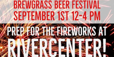 Brewgrass Beer Festival at RiverCenter in Covington tickets