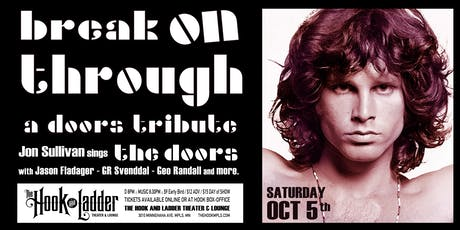 Break on Through ~ A Doors Tribute tickets