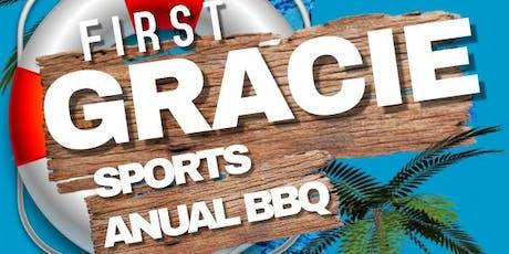 Gracie Sports 1st anual BBQ tickets