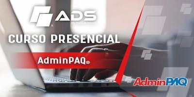 Curso Presencial de CONTPAQ i® AdminPAQ