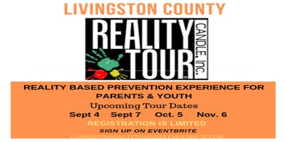 LIVINGSTON COUNTY REALITY TOUR DATES