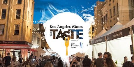 Los Angeles Times | The Taste 2019 - LA tickets