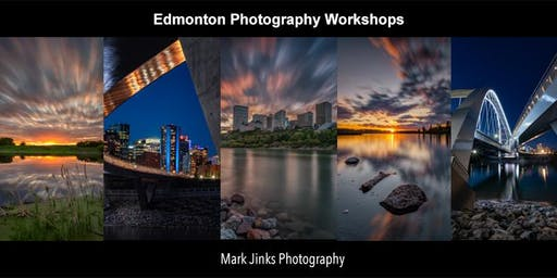 Edmonton - Day to Night Landscape Photography Workshop