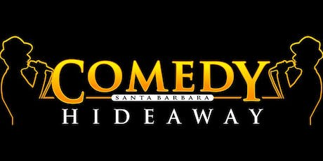 Comedy Hideaway - August 30th and 31st tickets