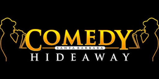 Comedy Hideaway - August 30th and 31st