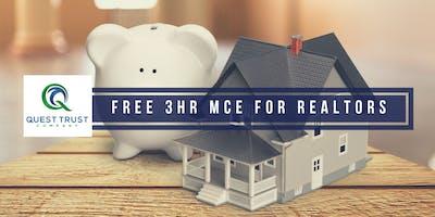 FREE 3 Hour MCE for Realtors (Houston, TX)