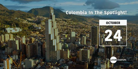 Colombia in the Spotlight! tickets