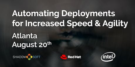 Automating Deployments for Increased Speed and Agility tickets