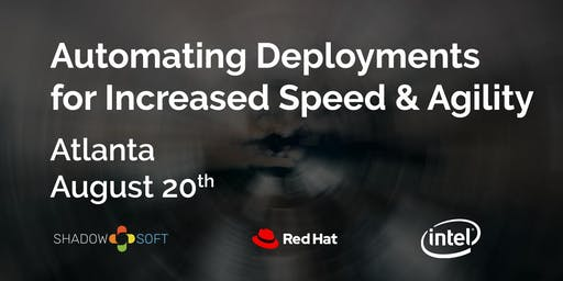 Automating Deployments for Increased Speed and Agility