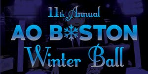 11th Annual AO Boston Winter Ball - Presented by...