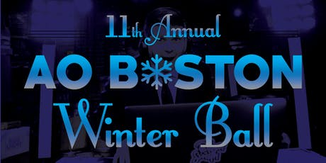 11th Annual AO Boston Winter Ball - Presented by Continental Tire tickets