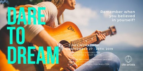 Dare to Dream - September 2019 Tickets