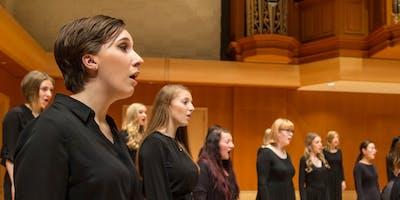 PLU Choral Concert