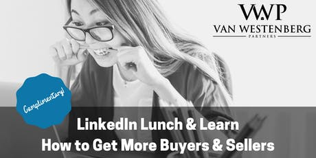 LinkedIn Lunch & Learn tickets