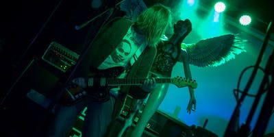 NIVRANA :Tribute to Nirvana at Bigs Bar Live