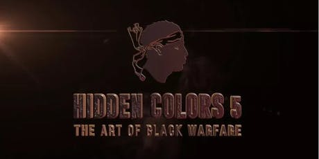 Hidden Colors 5 -Boston Encore Screening (With Special Guest Tariq Nasheed) tickets
