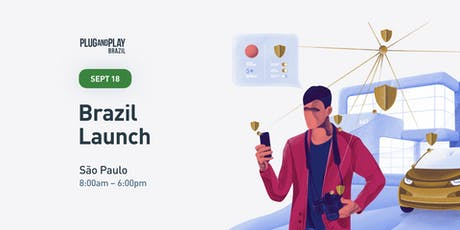 Plug and Play Brazil Launch  tickets